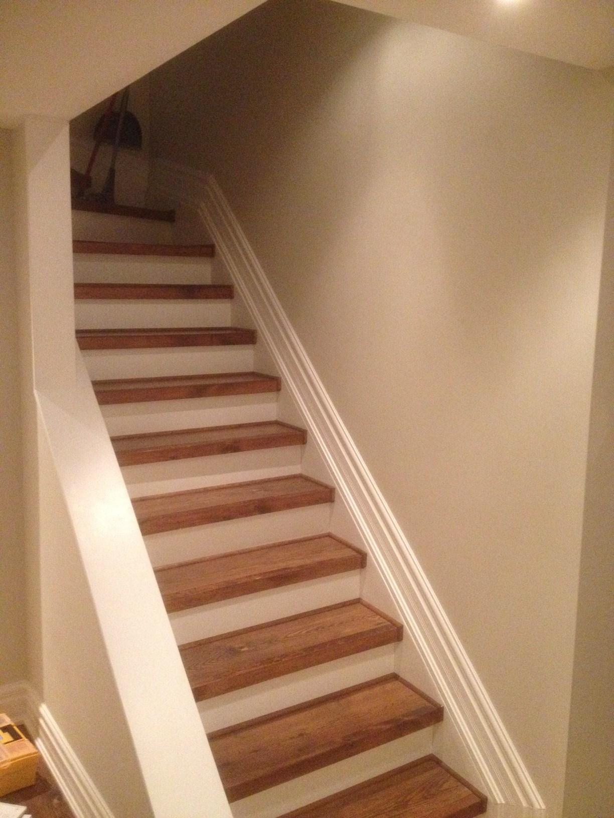Missing Railing PRO SPECT Inspection Services